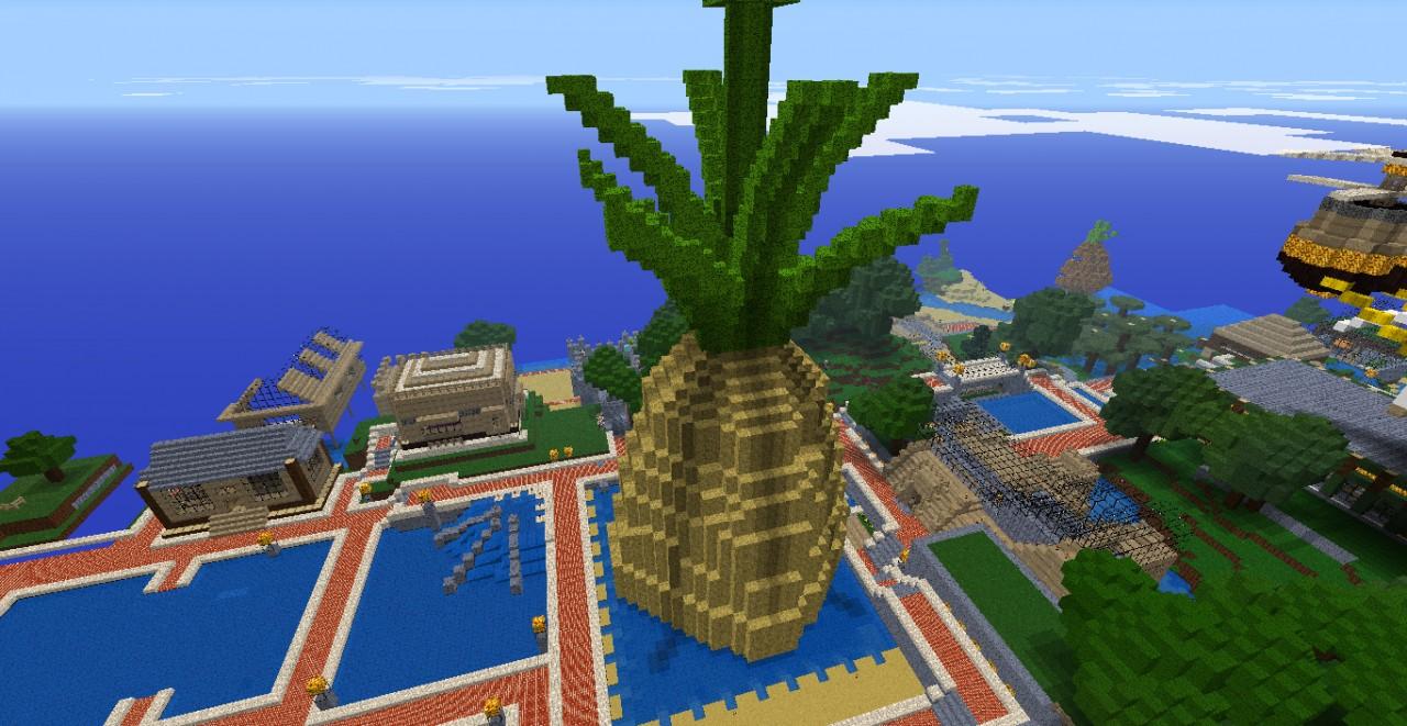 Pineapple Craft Minecraft Server