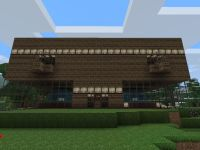 Awesome house for download Minecraft Project