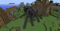 Giant Spider Minecraft Project