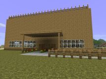Hotel With Minecraft Project