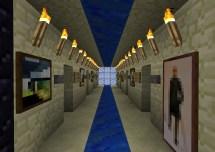 Beach Hotel Minecraft Project