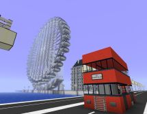 London V1.3 Comment Minecraft Project