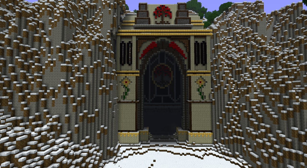 Gates of Firetree Minecraft Project