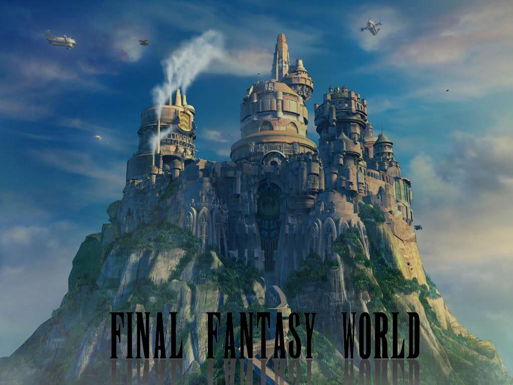 Final Fantasy World IX Minecraft Project