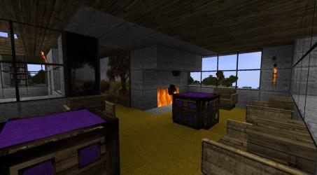 Modern Bedroom Designs Minecraft