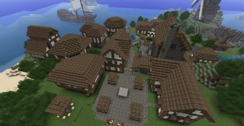 Home Design Image Ideas: village minecraft ideas