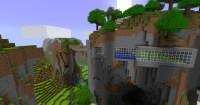 Minecraft Mountain House!! Minecraft Project