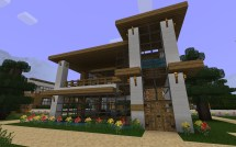 White City Hotel Minecraft Project