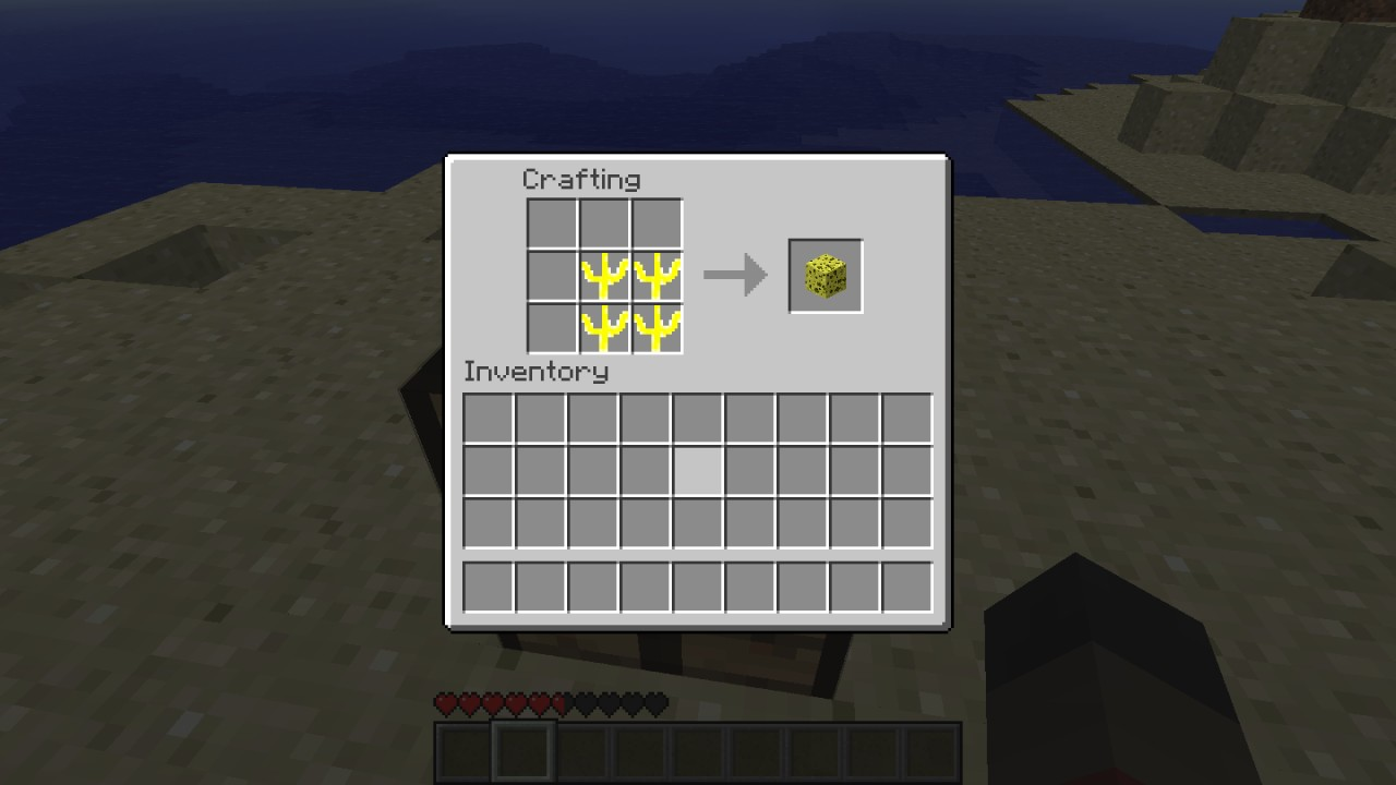 Sponges Extended For 131 Minecraft Mod
