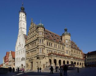 rothenburg rathaus town hall marktplatz minecraft buildings schematic ver