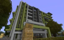Minecraft Modern Apartments