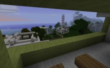 Modern Apartments - Beach Town Project Minecraft
