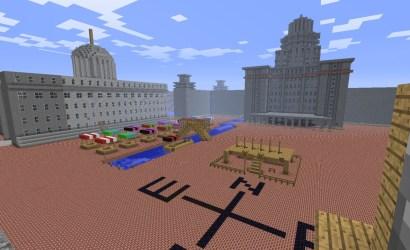 square project minecraft
