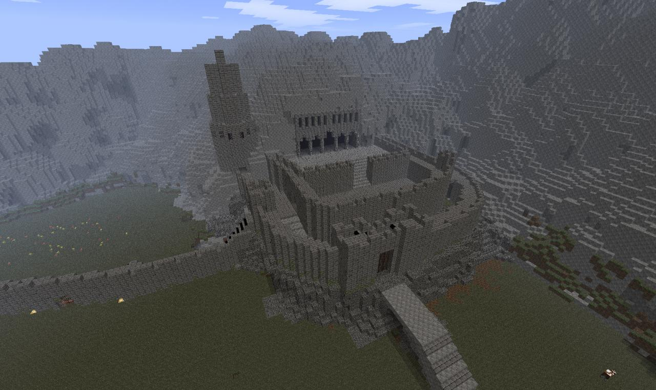 Helms KlammHelms Deep Minecraft Project