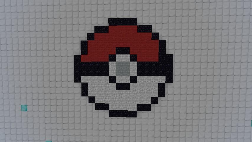 Pixel Minecraft Sword Master Art