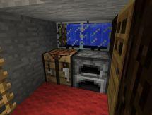 Underwater House Survive Mode Minecraft Project