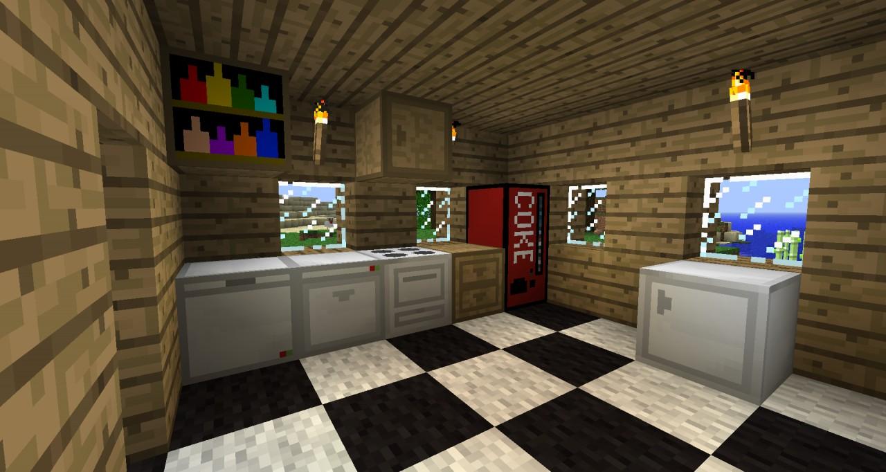 Brainaders Appliances Mod Minecraft Mod