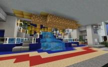 Minecraft 7 Star Hotel Dubai