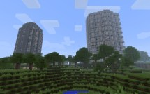 Skyscraper Complex Minecraft Project