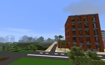 Virginia Hotel Minecraft Project