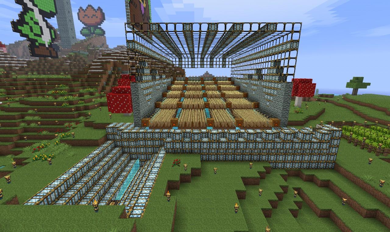 Logic Redstone Minecraft