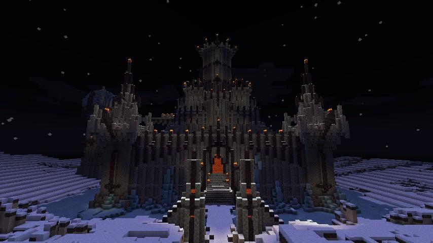 Doom Fortress Minecraft Project