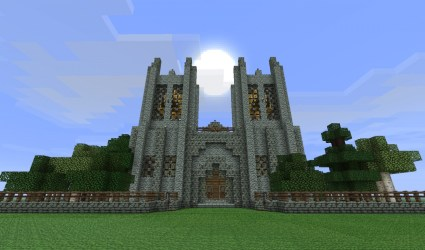 cathedral minecraft exo