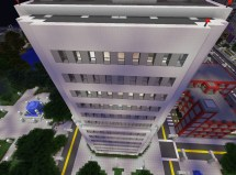 Central Park Hotel And Spa Updated Minecraft Project