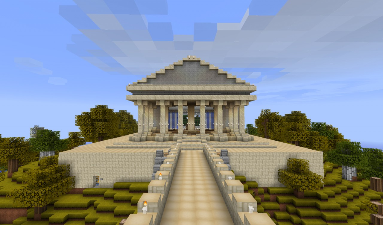 My Panteon Minecraft Project
