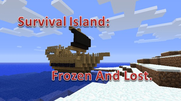 Iceburg Survival Map Minecraft Project