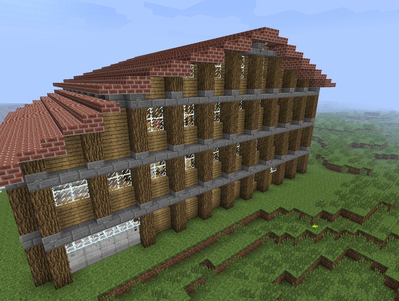 Awesome house for minecraft MTV Cribs Minecraft Project