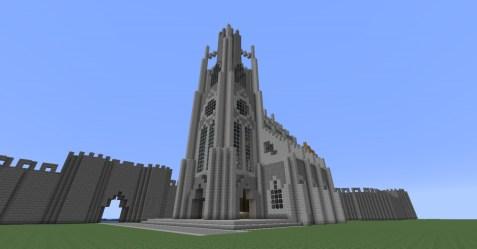 church oblivion minecraft