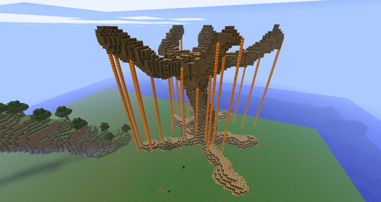 Minecraft Big Builds Updated regularly Please comment Minecraft Project