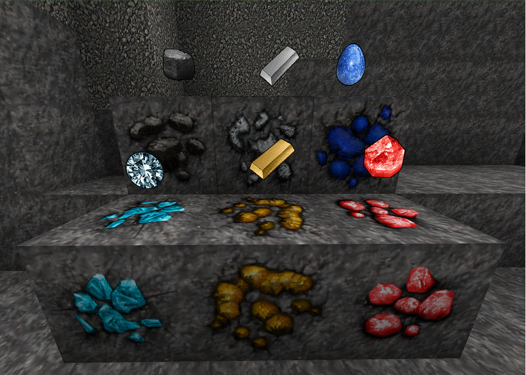FancyCraft By JJJas0n 128x128 Texture Pack 11