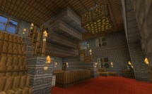 Diamond Head Hotel Minecraft Project