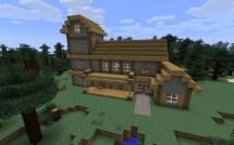 Minecraft House Blueprints Cottage