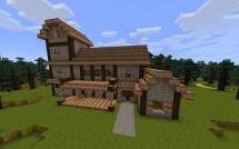 Cottage House Minecraft