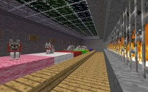 Dog Kennel Minecraft Project
