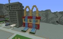 McDonald's Arches IRL
