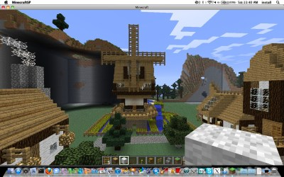 square medieval project minecraft screen