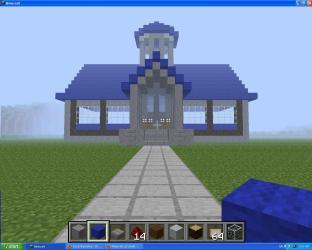 Town Hall Minecraft Map