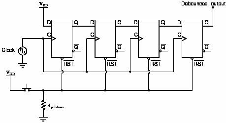 D Flip Flop Counter Circuit Flip Flop Binary Counter