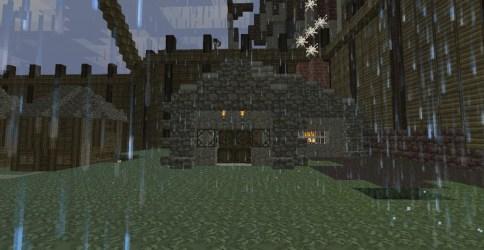 Minecraft Blacksmith Inside 6