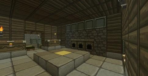 Minecraft Blacksmith Inside 3