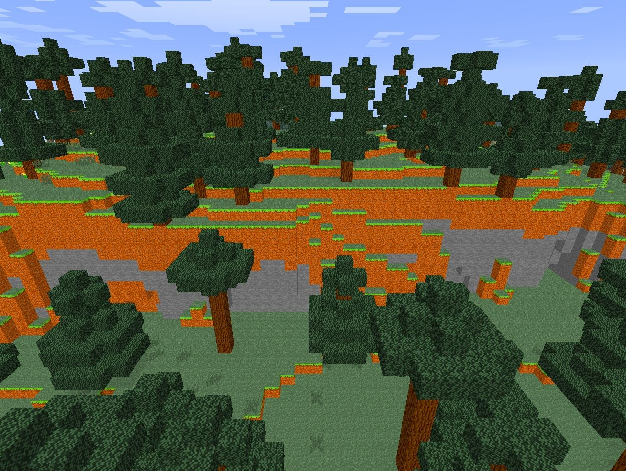 Bright Texture Dirt Minecraft