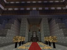 Resort Hotel Minecraft Project