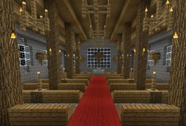 church simple minecraft wihtout texture pack christian hello forums