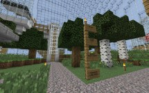 Project Biome-spheres Minecraft