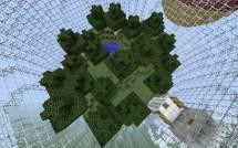 Minecraft Tundra Biome Project