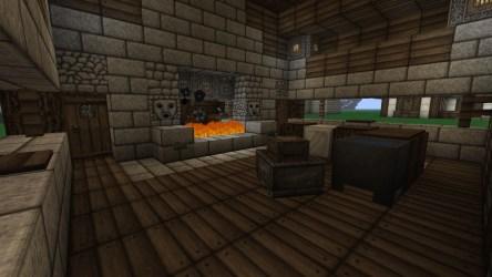 blacksmith inside call minecraft smith project asheron asherons